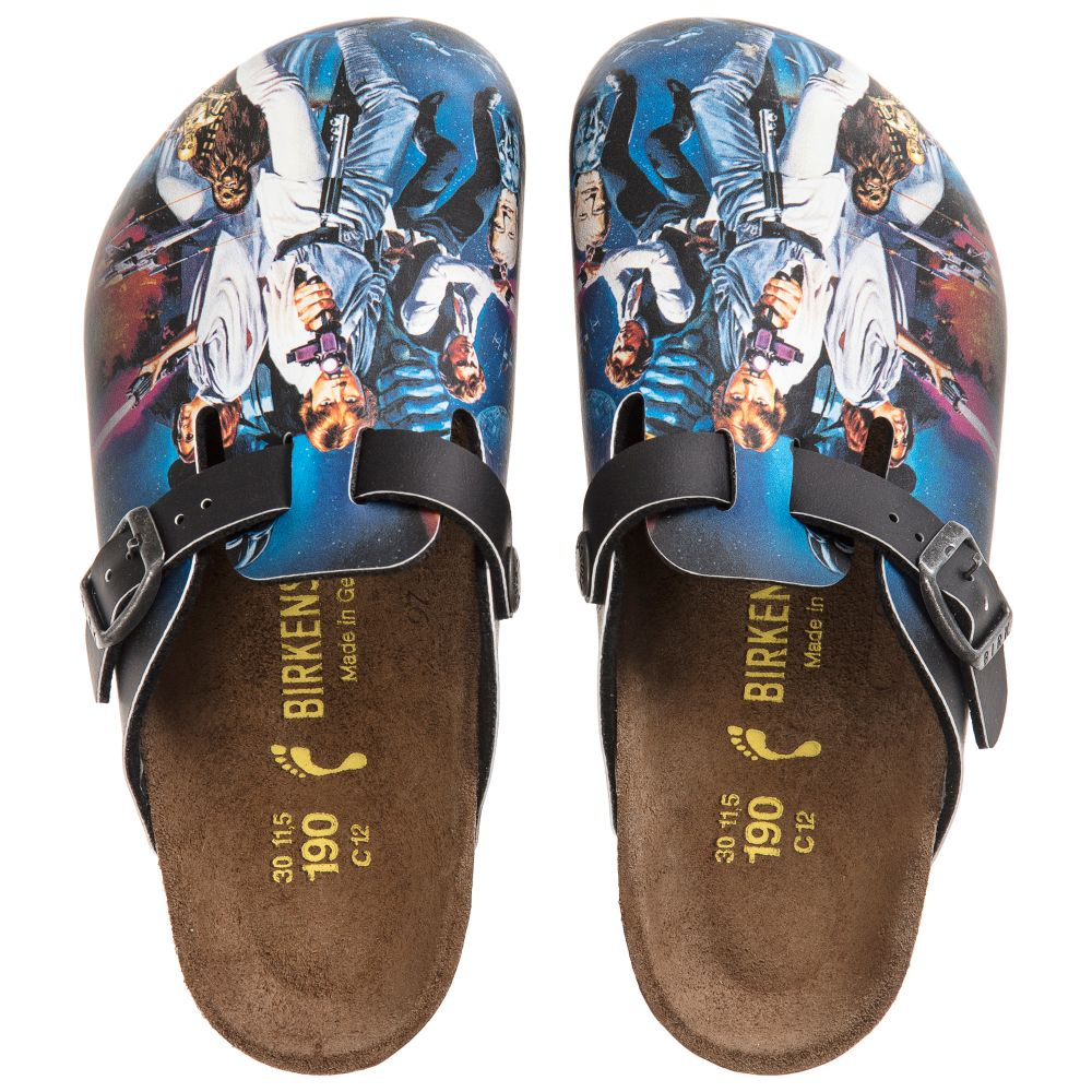 BirkenstockDisney Product Number 205822 Sandals Wars Star Childrensalon Outlet yv7fYb6g
