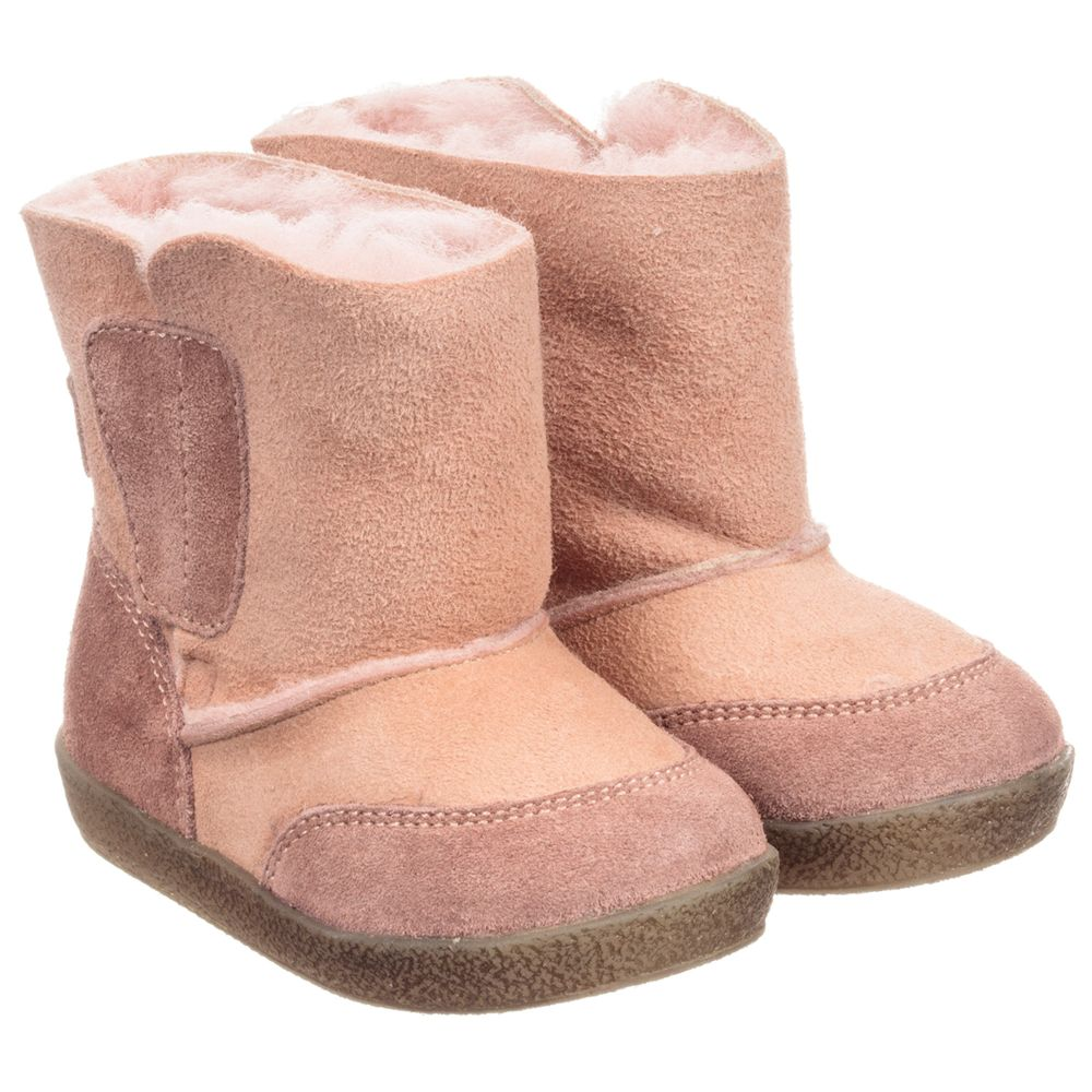 Suede Carl Outlet Number NaturinoPink Childrensalon Falcotto Product Boots By 226315 E92DHI