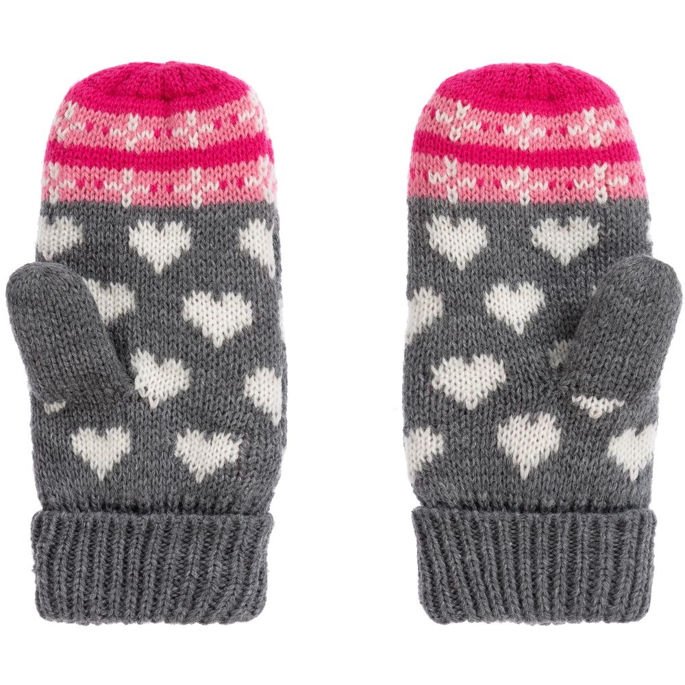 Hatley Girls Mittens
