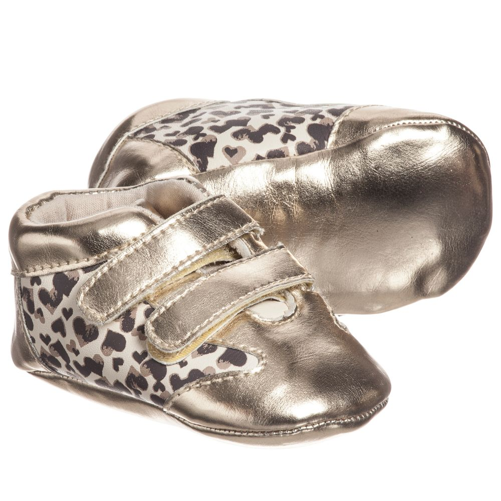 Outlet walker Pre Product Gold MiniBaby Childrensalon Shoes Number Ido 185396 3LAqjc54SR