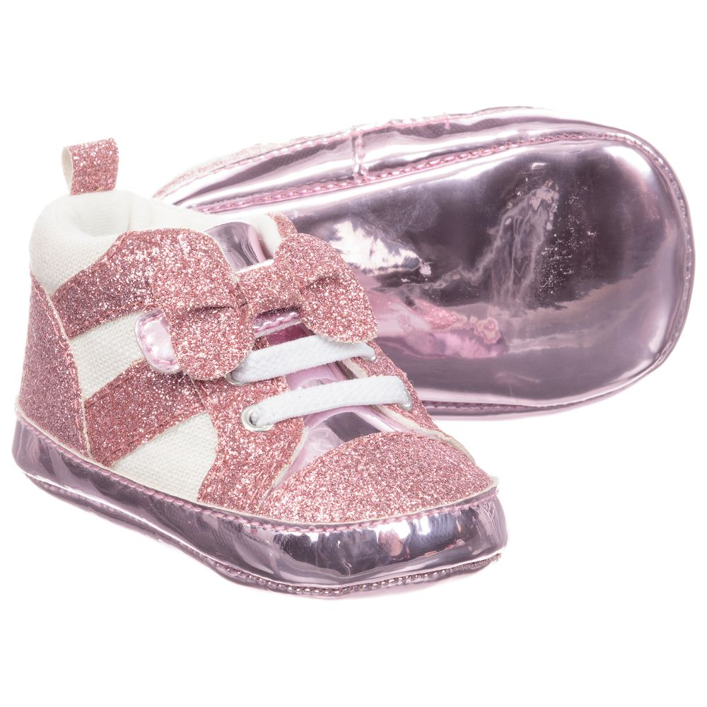 Childrensalon Product 251297 Pre Number Ido Pink Outlet MiniWhiteamp; Shoes walker BrdCxEQWoe