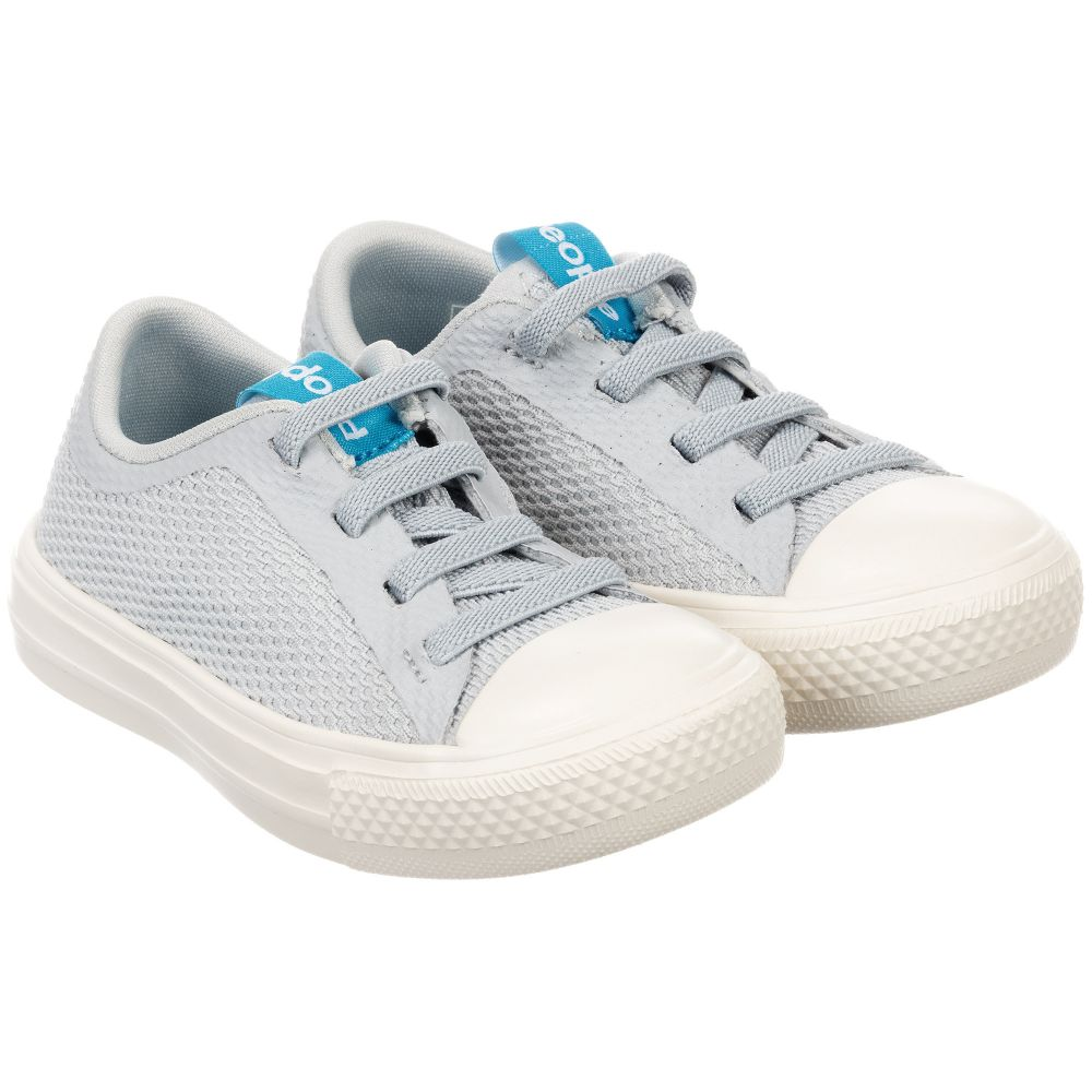 205866 Childrensalon Phillips' People Number Outlet Grey Little Product Trainers Footwear'the doxWrCeB