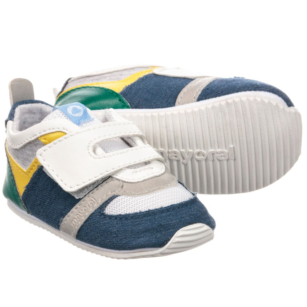 249922 Mayoral Trainers Boys Outlet Number Pre Childrensalon walker NewbornBaby Product uXOPikZT