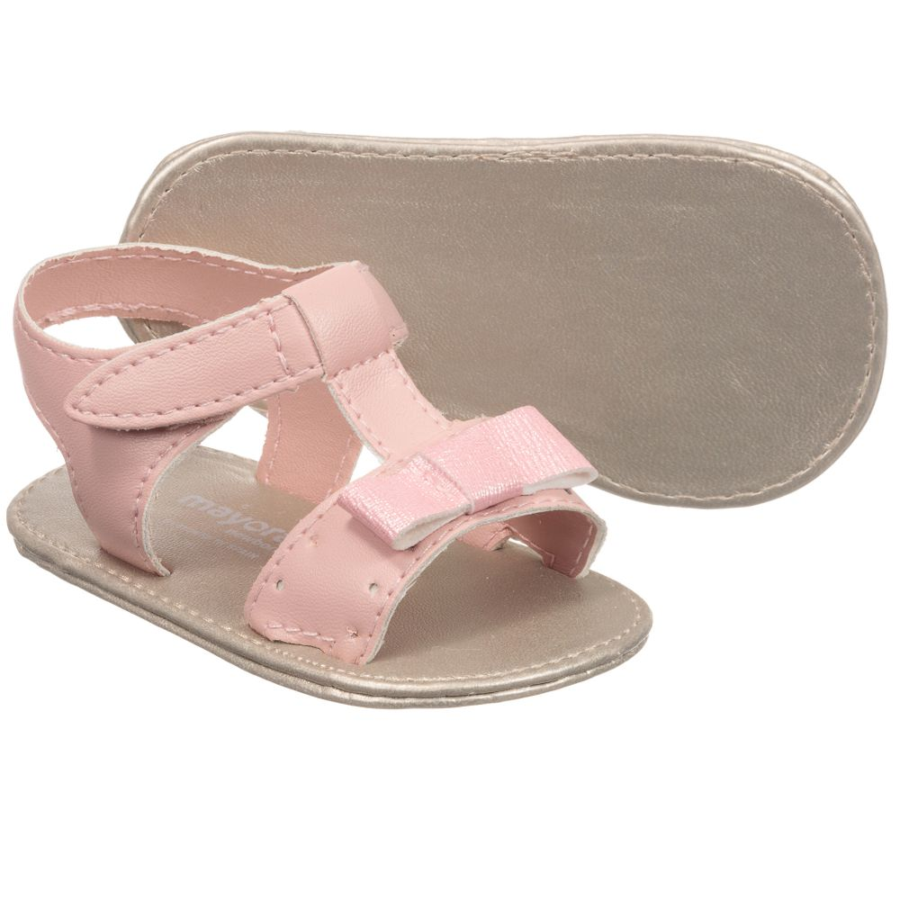 Product 249811 Pink Mayoral walkers Outlet Pre Childrensalon NewbornBaby Girls Number nkwXOP0N8Z