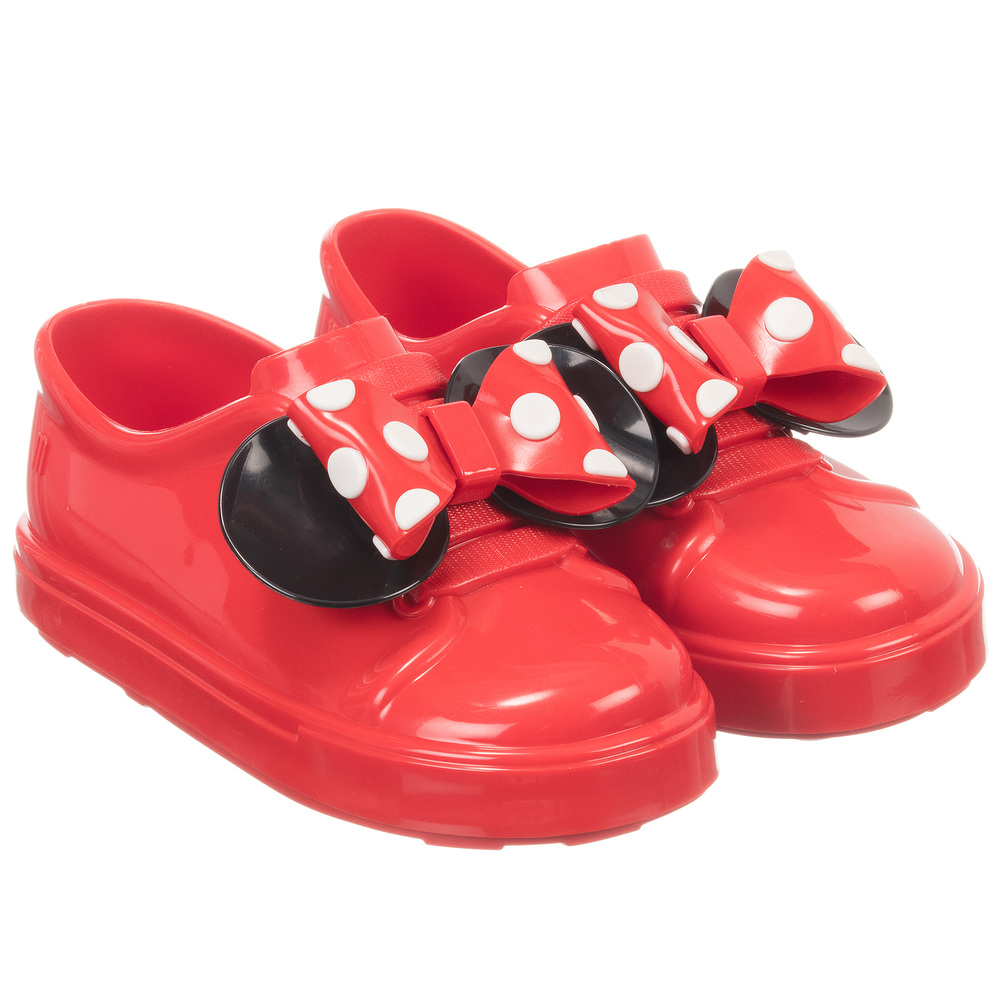 Product Number Outlet Mini on MelissaDisney Shoes 207442 Slip Childrensalon 'minnie' YHWED92I