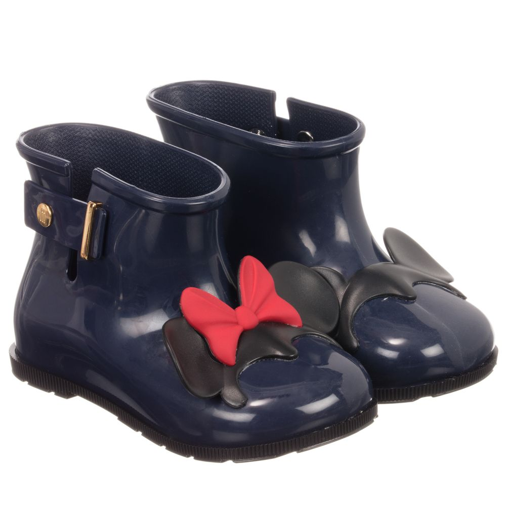 MelissaDisney Outlet Number Mini Boots 'mm 195813 Product Ears' Rain Childrensalon JclTFK1
