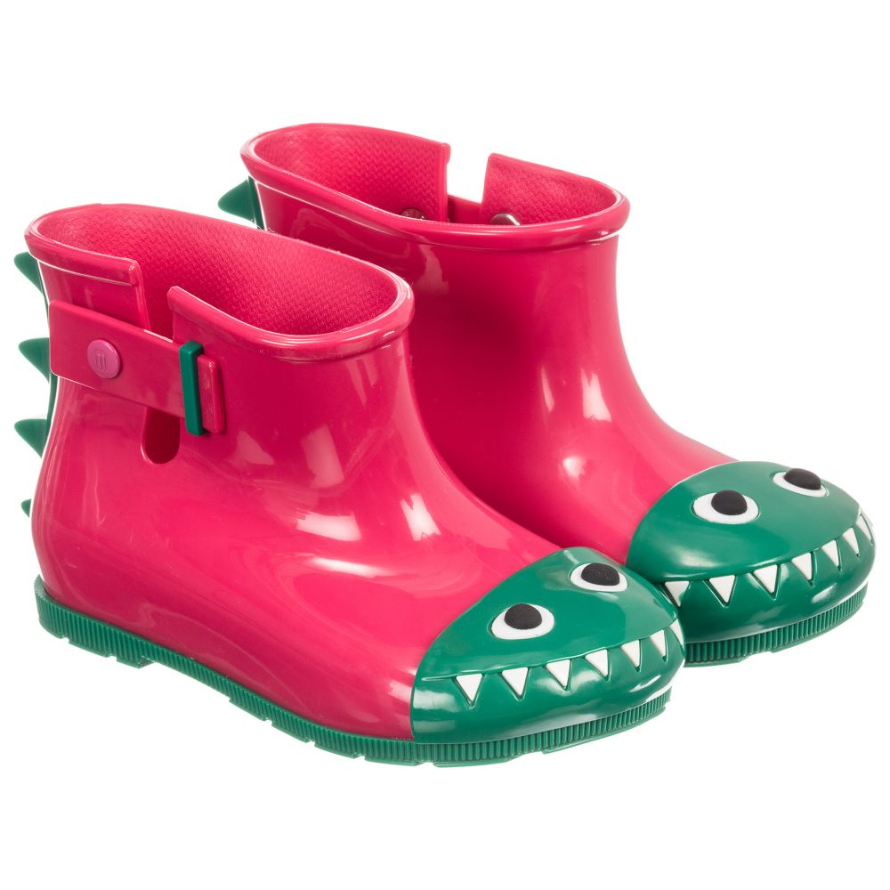 Mini Rain Outlet Product Number MelissaGirls Childrensalon Boots 186748 Yy7vbf6g