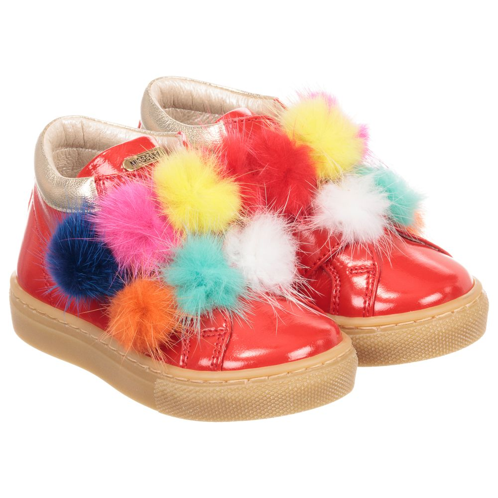 Childrensalon MissouriRed Trainers Patent Leather Product 224573 Outlet Number 80wPNknOX