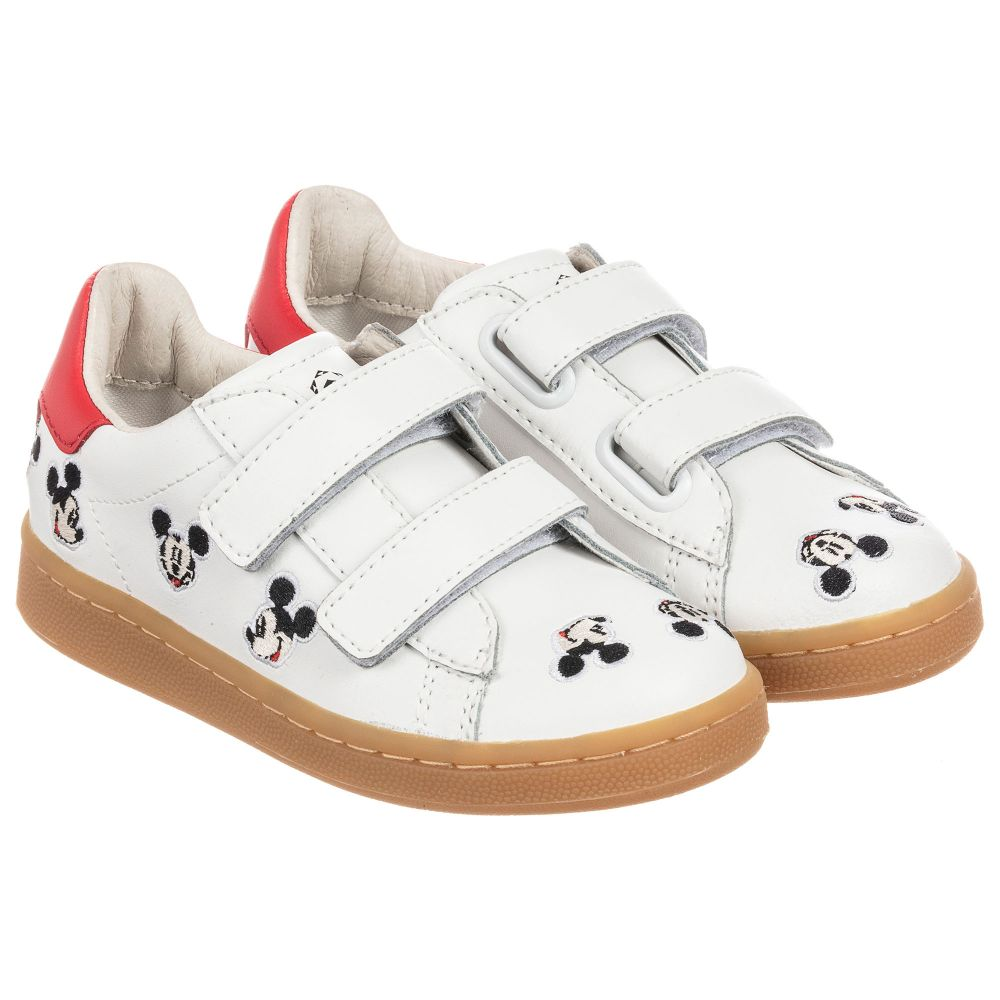 Number Disney Of Outlet Childrensalon ArtsWhite 199561 Master Leather Product Trainers Moa fgymvY6Ib7