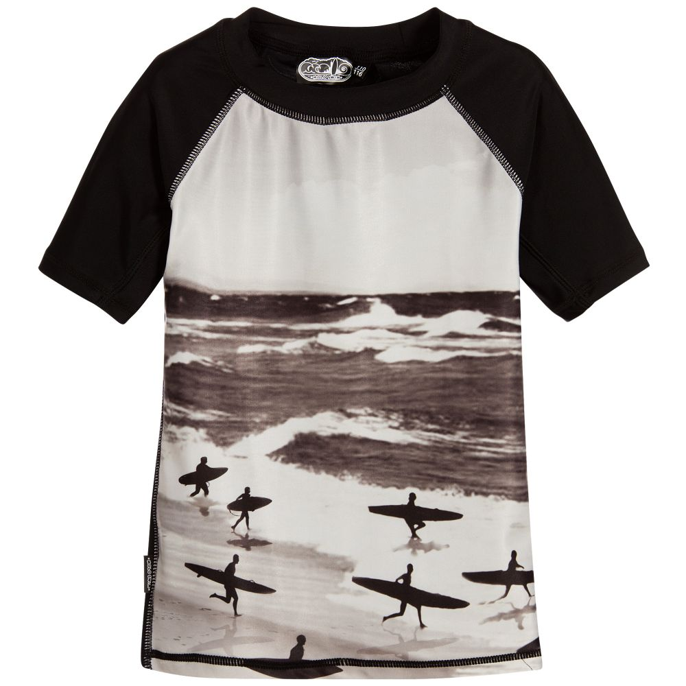 b985c3e303772 Molo - Boys NEPTUNE Surfer Top (UPF40+) | Childrensalon Outlet