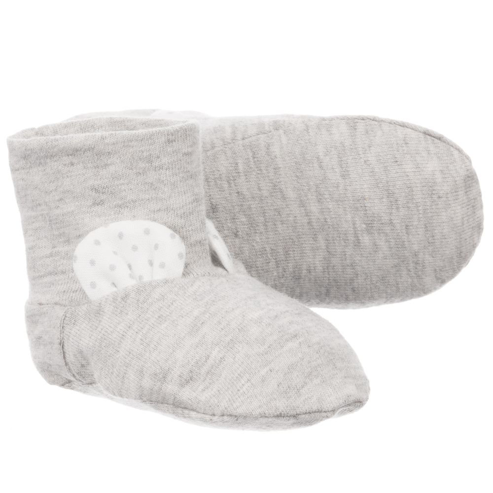 Pasito Product Number AGrey Booties Childrensalon Baby 191018 Normandie Outlet UVGzMSpq