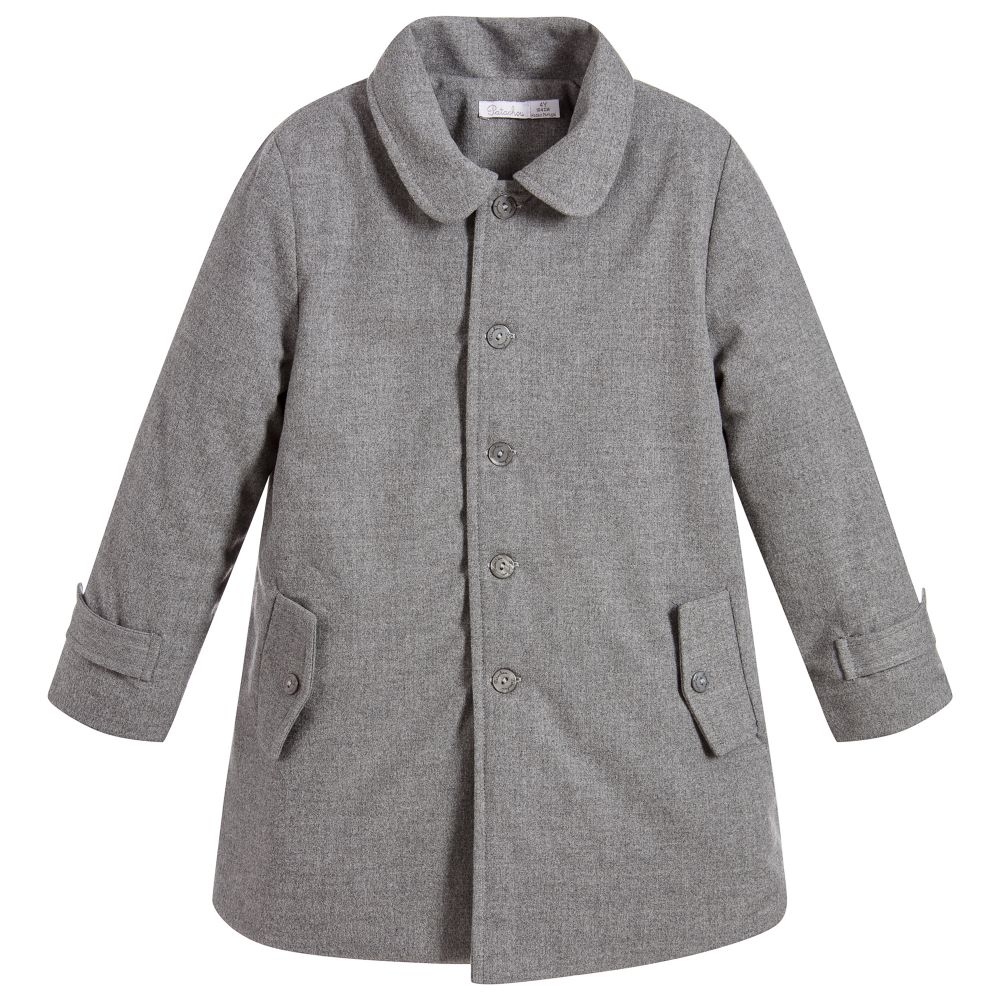 a55f633bf Patachou - Boys Grey Coat