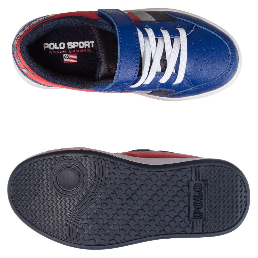 Polo Ralph Lauren - Boys Blue \u0026 Red