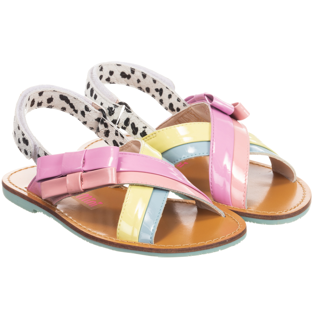 Childrensalon Webster Product Sophia 241176 Sandals Faux Outlet MiniGirls Leather Number Fl1cTKJ3