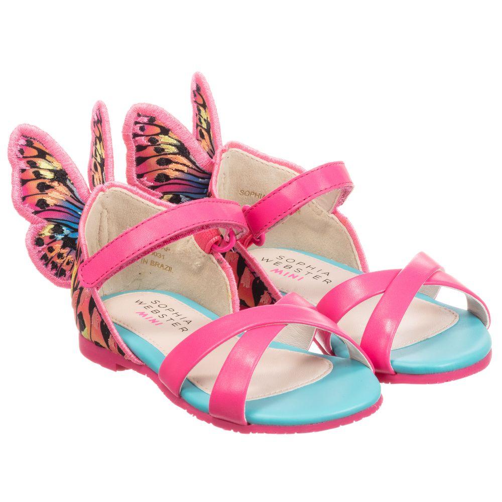 Sophia Webster Mini - Girls Pink