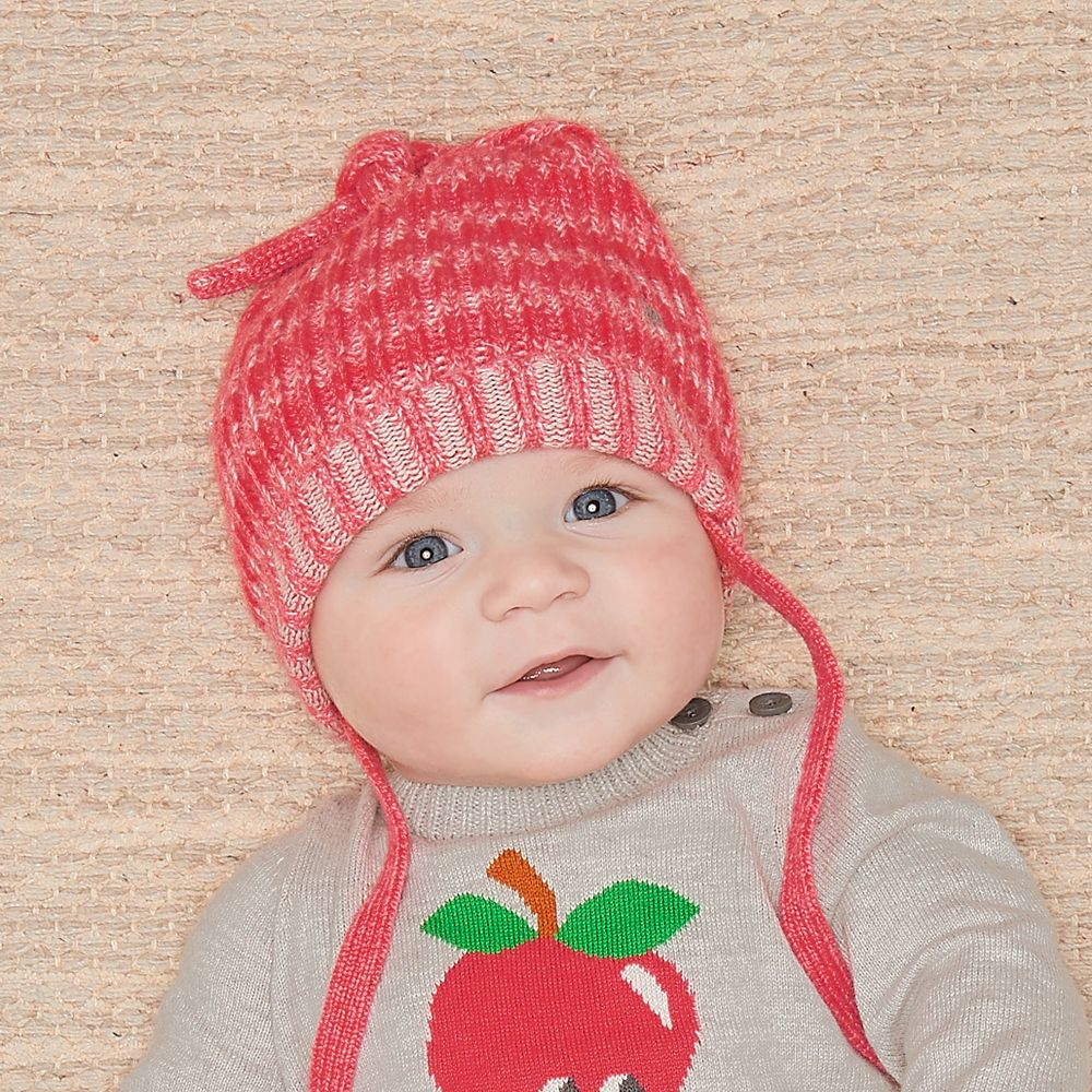 Baby Top Knot Hat