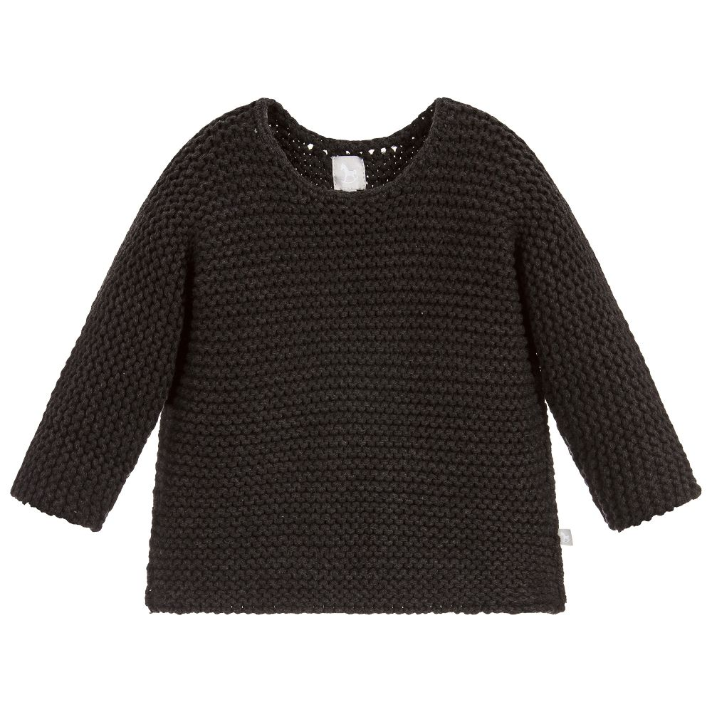 08d1ed76f24c The Little Tailor - Baby Boys Chunky Knit Sweater