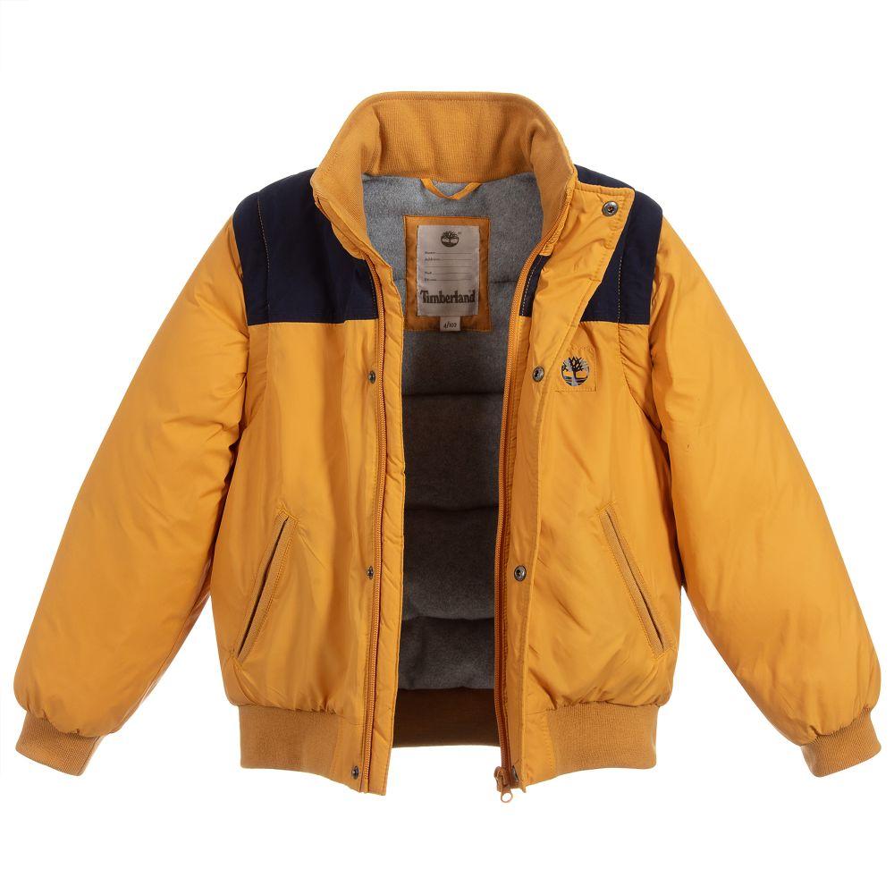 timberland kids coat