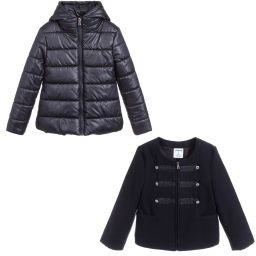 5c0e4738ced2 Mayoral - Girls 2-in-1 Jacket