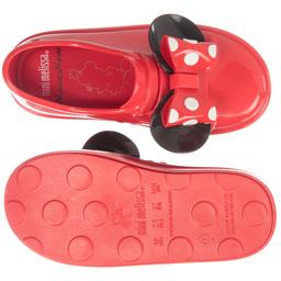 7297dae35cc0e Mini Melissa - Disney  Minnie  Slip-On Shoes
